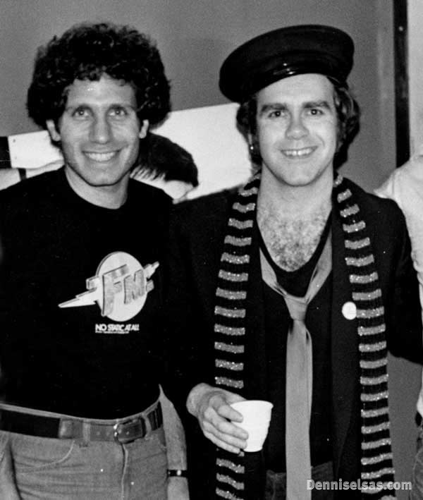 Dennis Elsas & Elton John