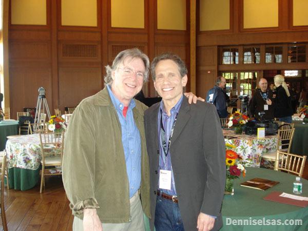 Dennis Elsas with John Sebastian