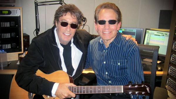 Dennis Elsas with Kenny Vance