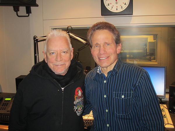 Dennis & Eric Burdon