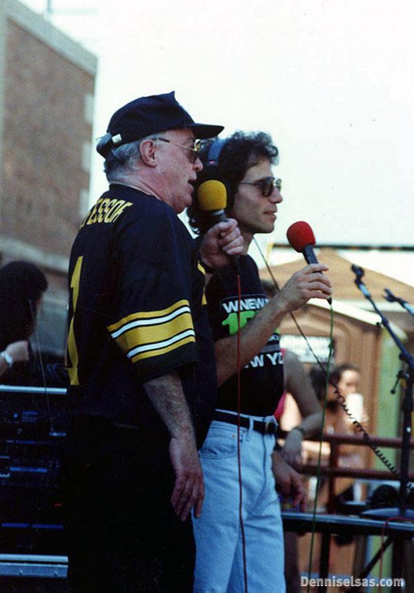 Dennis Elsas and Scott Muni