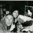 Dennis Elsas with Mel Brooks