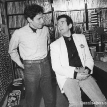 Dennis Elsas with Ronnie Lane