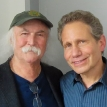 Dennis Elsas with David Crosby