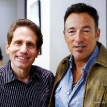 Dennis with Bruce Springsteen