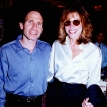 Dennis Elsas with Carly Simon