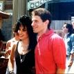 Dennis Elsas with Joan Jett