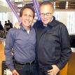 Dennis Elsas and Larry King