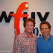 Dennis Elsas with John Fogerty