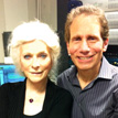Dennis Elsas with Judy Collins