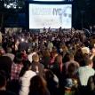 LENNONYC Screening in Central Park
