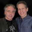Dennis with Nils Lofgren