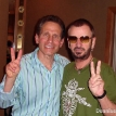Dennis Elsas with Ringo starr