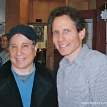 Dennis Elsas with Paul Simon